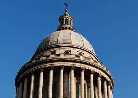 Dôme Pantheon - Centre des monuments nationauxationaux
