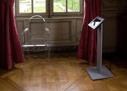 Tout pour plaire - signalétique - château de Champs-sur-Marne - Centre des monuments nationaux - vignette