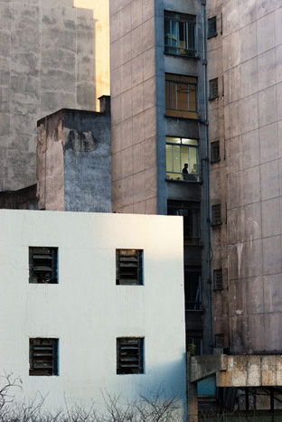 São Paulo de todas as sombras - Largo do Paissandu, 16h47 min - Lucia Guanaes