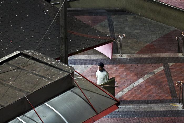 São Paulo de todas as sombras - Praça da Liberdade, 21h19 min - Luciaguanaes