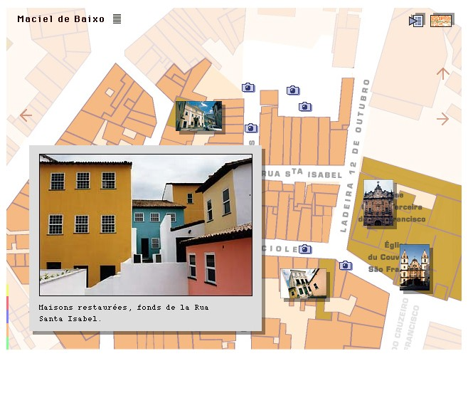 Au cœur de Bahia - cd-rom - Lucia Guanaes, Marc Dumas, Olaf Avenati