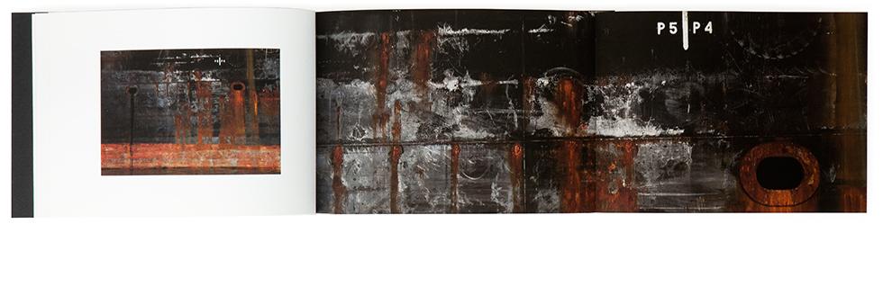 Cargos - livre d'artiste - Marc Dumas - Éditions Tout pour plaire