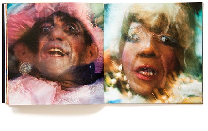 Transfigurations - catalogue d'exposition photo de Lucia Guanaes - Éditions Tout pour plaire - isbn : 2-9514322-1-6