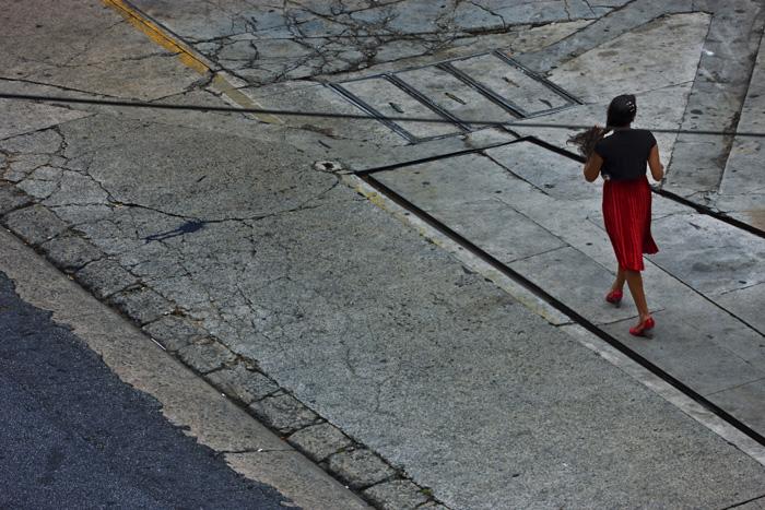 São Paulo de todas as sombras - Rua Santo Antônio, 17h47 min - Marc Dumas