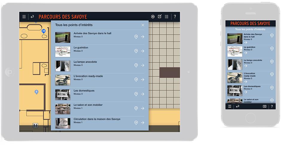 Tout pour plaire - charte graphique application mobile - cmn - 2014